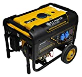 Generatore di Corrente 3 kw Benzina, Gruppo elettrogeno avviamento Elettrico