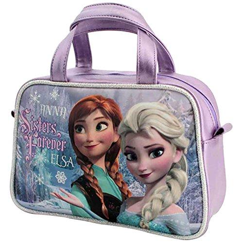 Frozen - Disney toilettas - bevroren, de sneeuwkoningin - zus voor altijd, 1 stuk (1 x 1 stuks)