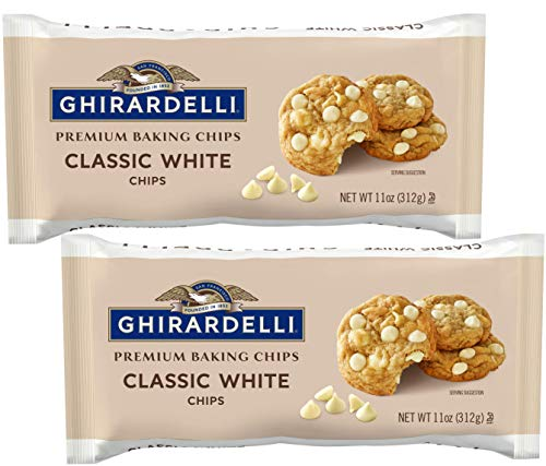 Ghirardelli Classic White Chocolate Chip