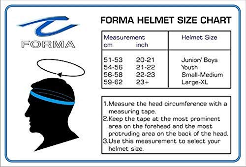 Forma Neck Guard (Without SRS) Black Color