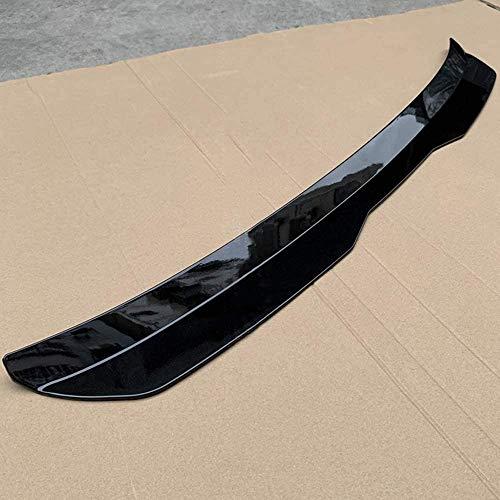 Coche ABS Spoiler para SEAT Leon 2000-2020, Trasero Ala Trasera Maletero Alerón Accesorios Decorativos Instalación Fácil