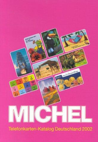 Michel Telefonkarten-Katalog Deutschland 2002