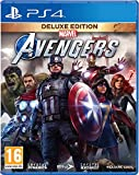 Marvel's Avengers: Deluxe Edition - PlayStation 4 (Ps4)
