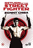 Return of the Street Fighter, Action from 1974 by Shigehiro Ozawa with Sonny Chiba, Claude Gannyon.
