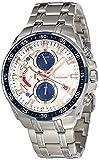 Quantum ADG700.330 Reloj para Hombre, color Plata, Estándar