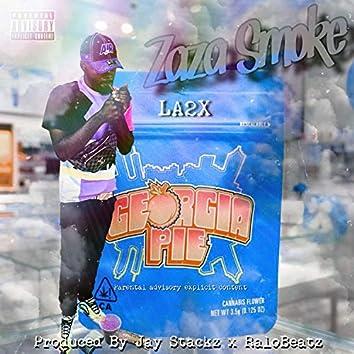 Zaza Smoke (feat. LA2x)