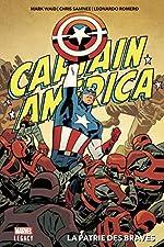 Captain America - La Patrie des Braves de Mark Waid