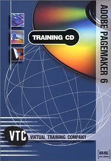 Adobe Pagemaker 6.0 VTC Training CD