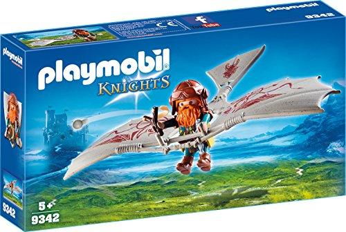 Playmobil 9342 - Zwergenflugmaschine