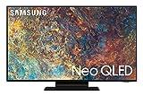 Samsung Neo QLED 4K 2021 75QN90A - 75' Smart TV, Risoluzione 4K UHD, Tecnologia Quantum Matrix, Processore Neo QLED 4K con IA, Quantum HDR, OTS+ [Efficienza energetica classe F]