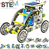 Coodoo Robots for Kids Science Kits for Kids 13 in 1 Solar Robot STEM Educational Toys for Kids & Science Lovers Age 8 9 10 11 12