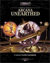 Arcana Unearthed: A Variant Player's Handbook