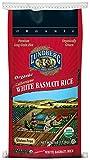 Lundberg Family Farms Organic California White Basmati Rice, 400 Ounce (Pack of 1)