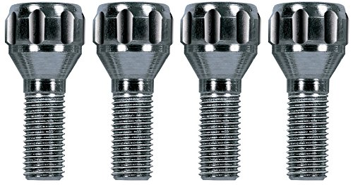 CORA 000108016 Serie 4 Bulloni Antifurto