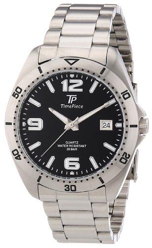 Time Piece Orologio al Quarzo Man TPGS-30163-21M 43 mm