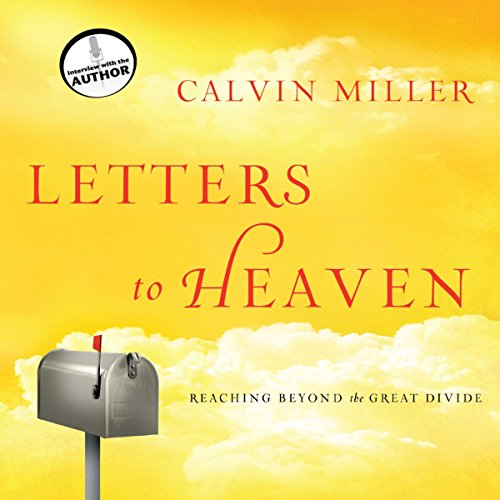 Letters to Heaven audiobook cover art