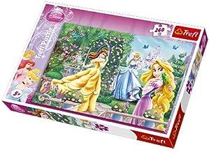 Trefl Disney Princess A Walk Before The Ball Puzzle (260 Pieces)
