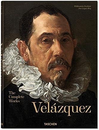 Velázquez: Complete Works XXL by José López-Rey Odile Delenda(2014-12-10)