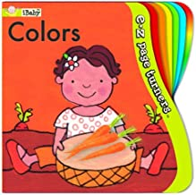 E-Z Page Turners: Colors (iBaby: E-Z Page Turners)