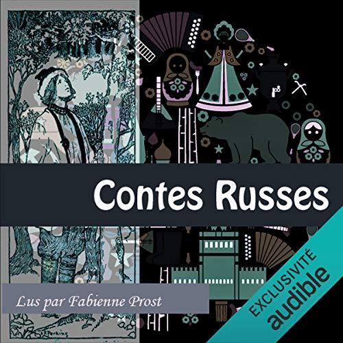 Couverture de Contes russes 1