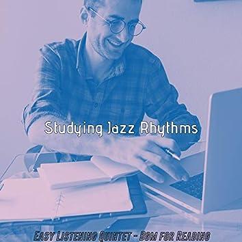 Easy Listening Quintet - Bgm for Reading