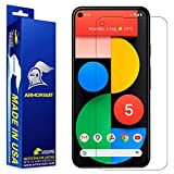ArmorSuit MilitaryShield Screen Protector for Google Pixel 5 (2020) (Max Coverage) Anti-Bubble HD Clear Film