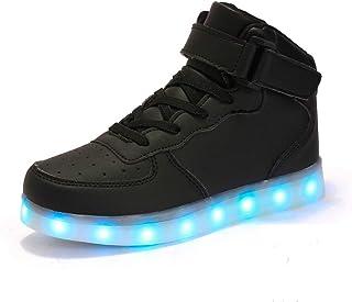 zapatillas nike con luces niño