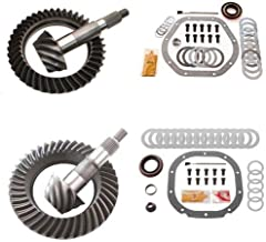 4.10 RING AND PINION GEARS & INSTALL KIT PACKAGE - DANA 44 REV FRONT / 8.8 REAR