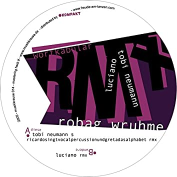 Wortkabular (Remixes)