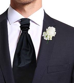 Sposo Cravatta Uomo Matrimonio vita Tie Cravatta business in bianco