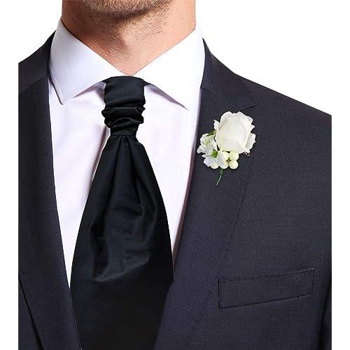 scarpe da corsa Buoni prezzi migliore qualità Cravatta Plastron: Amazon.it
