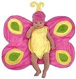 Beautiful Butterfly Caterpillar Swaddle Blanket Baby Costume - Newborn Small