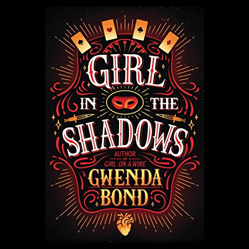 Girl in the Shadows  By  cover art