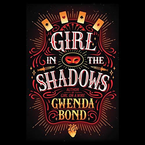 Couverture de Girl in the Shadows