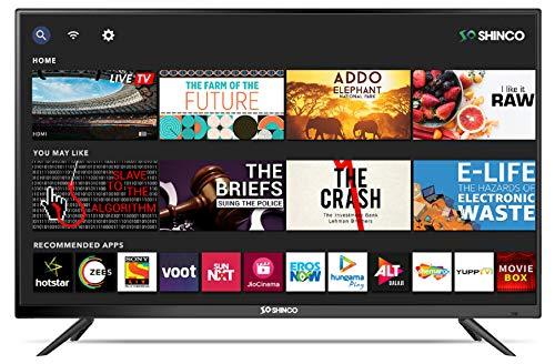 Shinco 102 cm (40 Inches) Full HD Smart LED TV...