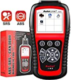 Autel Autolink AL619 Scan Tool with ABS/ SRS Airbag Warning Light OBD2 Scanner