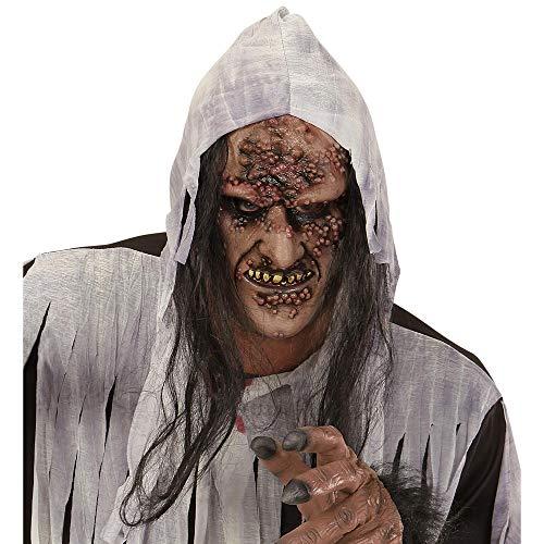 WIDMANN 00379 ? Máscara zombie/Bruja a medio Viso con