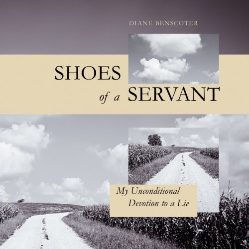 Shoes of a Servant audiobook cover art