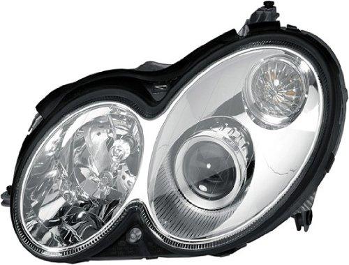 Hella 1DL 007 984-287 koplamp rechts Xenon Mercedes C-klasse W203 USA-uitvoering