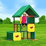 Quadro | Universal | Klettergerüst für drinnen und draußen | Fördert Entwicklung von Kindern |...