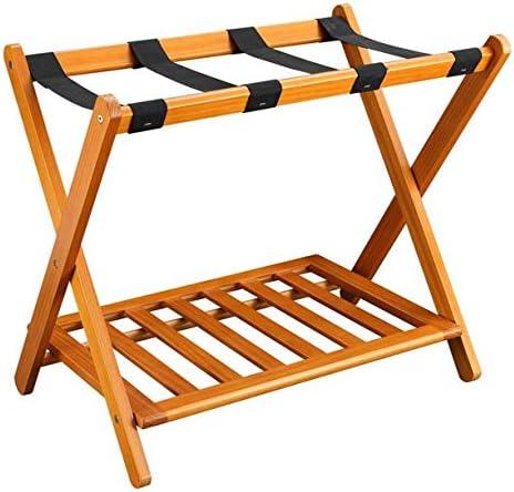 Honey HAPPYDEALER Luggage trust Rack Oak Genuine Free Shipping