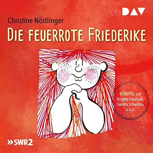 Die feuerrote Friederike cover art