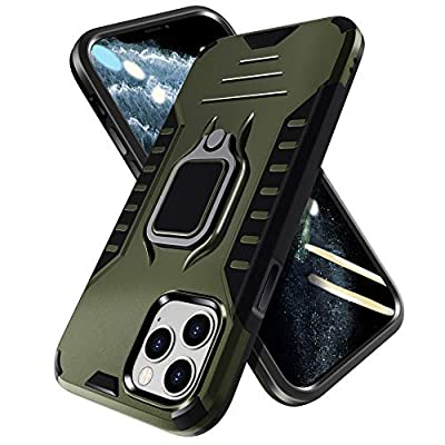 PUNYTONCY Compatible with iPhone 11 Pro Case, R...