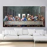 MhY Leonardo Da Vinci's Das letzte Abendmahl Poster und