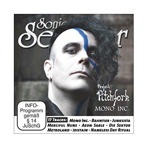 Bahntier: Sonic Seducer 03-2016 mit Mono Inc. Titelstory + CD mit Song von Project Pitchfork + 16 weitere Tracks, Bands: ASP, Blutengel, Beyond The Black u.v.m. (Audio CD (Live))