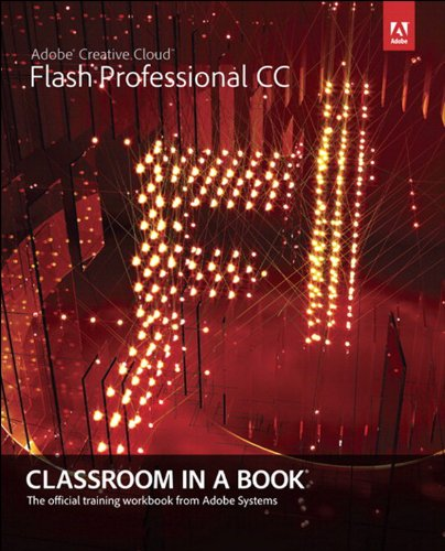 Adobe Flash Professional CC Classroom in a Book (English Edition)