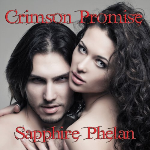 Crimson Promise audiobook cover art
