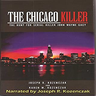 The Chicago Killer audiobook cover art