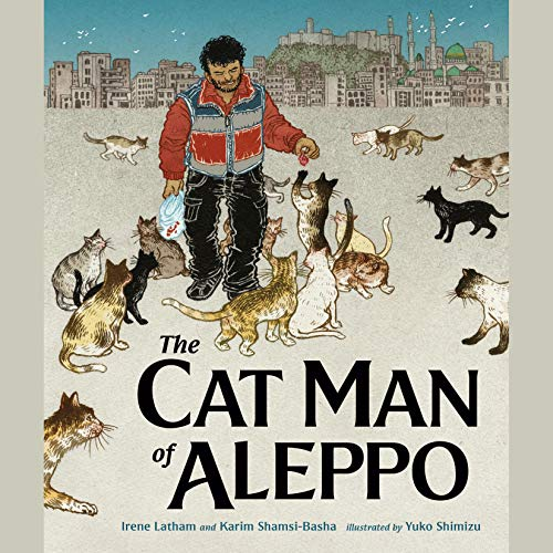 The Cat Man of Aleppo cover art