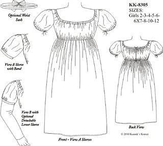 Best 1820 dress patterns Reviews